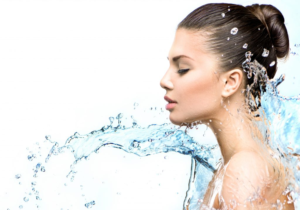 Beauty routine idratante