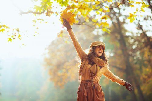 Cambio stagione autunno